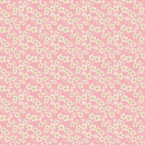 Tissu tilda 5m x 110 cm cherry blossom pink - 26