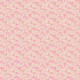 Tissu tilda 1m x 110 cm cherry blossom pink - 26