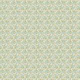 Tissu tilda 110 cm x 5 m forget me not teal - 26