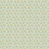 Tissu tilda 1m x 110 cm forget me not teal - 26