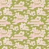 Tissu 50x55 cm sunny park green   - 26