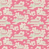 Tissu 50x55 cm sunny park pink    - 26