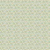 Tissu tilda 50x55 cm forget me not teal - 26