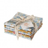 Ballotin tilda 5 coupons bumblebee bleu - 26