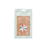 Gabarit en papier étoiles - 26