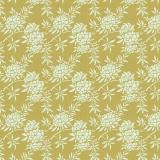 Tissu tilda 5m x 110 cm flower bush green - 26