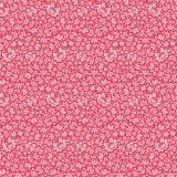Tissu tilda 1m x 110cm sigrid red - 26