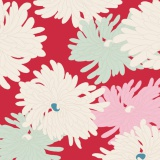 Tissu tilda 1m x 110cm minnie red (cottage) - 26