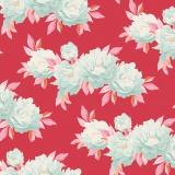 Tissu tilda 5m x 110 cm minerva red (cottage) - 26