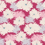 Tissu tilda 5m x 110 cm minnie plum (cottage) - 26