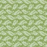 Tissu tilda 5m x 110 cm berry leaf sage (cottage) - 26