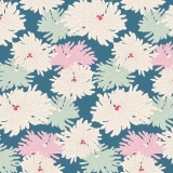 Tissu tilda 5m x 110 cm minnie blue (cottage) - 26