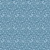 Tissu tilda 5m x 110 cm sigrid blue (cottage) - 26