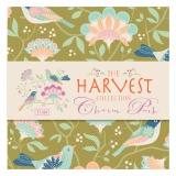 Charmpack 40 coupons 12,5x12,5 cm tilda harvest - 26