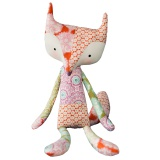 Kit tilda renard en patch 65cm - 26