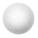 Boule polystyrène 120 mm - 26