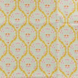 Tissu tilda 1mx110 cm lemontree lemonade yellow - 26