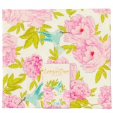 Tissu tilda 50x55 cm lemontree hummingbird dove - 26