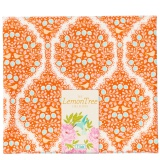 Tissu tilda 50x55 cm lemontree lemonade ginger - 26