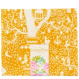 Tissu tilda 50x55 cm lemontree yellow - 26