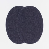Coude 1 paire vinyl gm jeans foncé