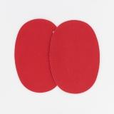 Coude 1 paire vinyl pm rouge