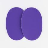 Coude 1 paire vinyl pm violet