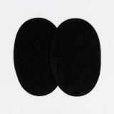 Coude 1 paire imitation daim pm noir