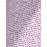 Coupon aïda 30x40 livre ouvert rose  - 282