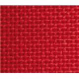 Étamine mercerisée rouge coupon 40x45 - 282