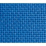 Étamine mercerisée bleu coupon 40x45 - 282