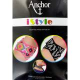 Anchor emproidery bracelets x 2 - 32