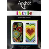 Kit Anchor embroidery phone cases x2 - 32