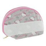 Trousse de toilette motif Hello Kitty