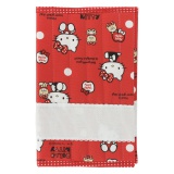 Protége carnet de santé motif Hello Kitty