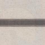 Élastique fronceur 19mm noir
