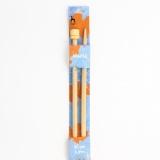 Aiguille à tricoter bois d'érable 40cm n°8 - 346