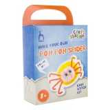 Kit Pom Pom Spider jaune-rose - 346