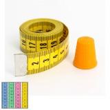 Mètre ruban de 150cm + dé 17mm - 346