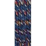Laine fortissima socka 10/50g jeans/bunt - 35