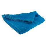 Serviette éponge 50/100 turquoise