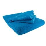 Drap de bain éponge 70/140 turquoise