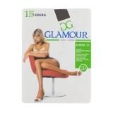 Collant glamour edera XL fumé - 370