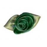 Fleur grand modèle x 100 vert/vert