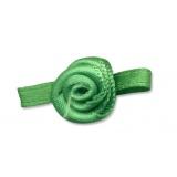 Fleur moyen modèle x 10 vert/vert