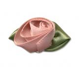 Fleur grand modèle x 10 vx rose/vert