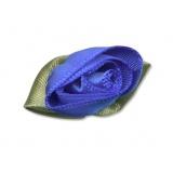 Fleur grand modèle x 10 roy/vert