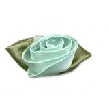 Fleur grand modèle x 10 nil/vert