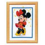 Kit au point compté minnie mouse aida - 4