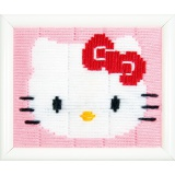 Canevas d'enfants (point lancé) Hello Kitty - 4